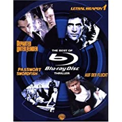 The Best of Blu-ray Disc - Thriller (4 Discs)