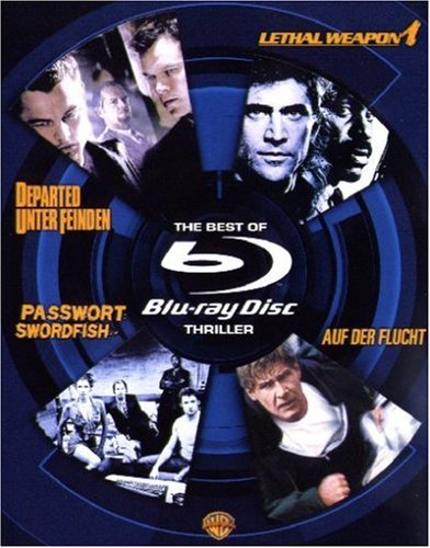 The Best of Blu-ray Disc - Thriller