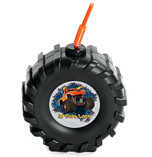 Monster Jam Party Supplies - Tire Cup