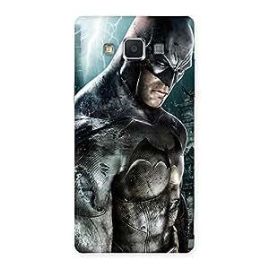 Chamku Ka Bal Back Case Cover for Samsung Galaxy A5