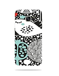 alDivo Premium Quality Printed Mobile Back Cover For Samsung Galaxy S7 Edge / Samsung Galaxy S7 Edge Printed Mobile Case / Back Cover (XT-037F)