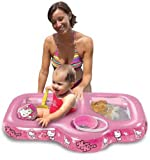 Hello Kitty - Arenero y piscina hinchable (Mondo 16479)