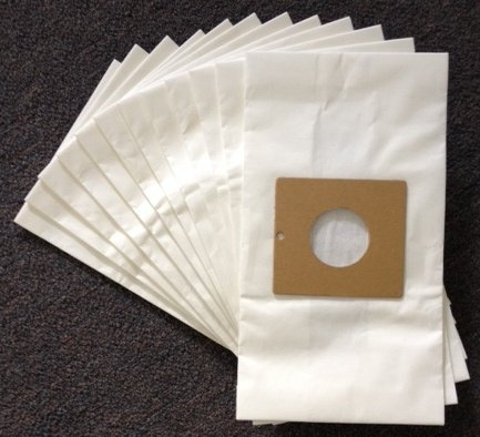 12 Hoover Duros Type Sr Replacement Microlined Vacuum Bags To Fit Ho-101010Sr, 401010Sr, S3590, S3591, S3590Hv (12Pk)