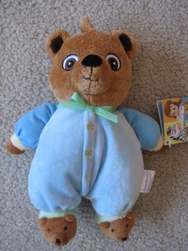 Garanimals Plush Bear with Rattle - 1