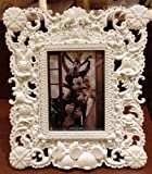 Disney Park Hidden Character Glass Frame Holds 5 x 7 inch Photo NEW