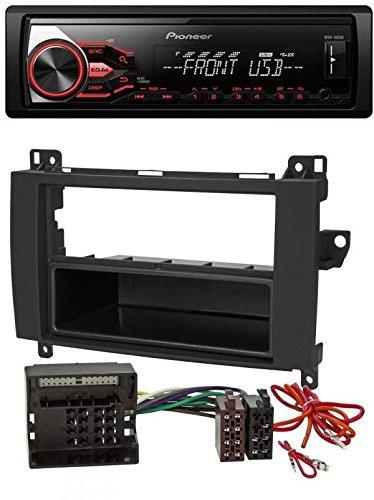 Pioneer-MP3-USB-Autoradio-fr-Mercedes-A-Klasse-B-Klasse-Vito-Viano-VW-Crafter