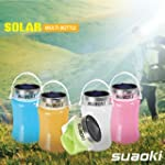 Suaoki™ Solar or Rechargeable B...