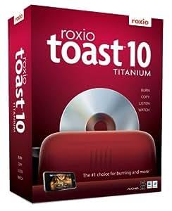 Toast 10 Titanium