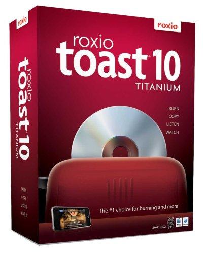 Toast 10 Titanium [Old Version]