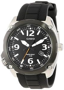 Casio Men's MTF-E001-1AVCF Core Analog Watch