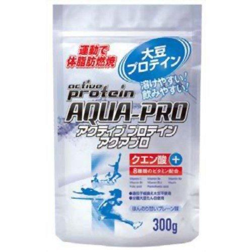 オリヒロ アクティブプロテインアクアプロ 300g