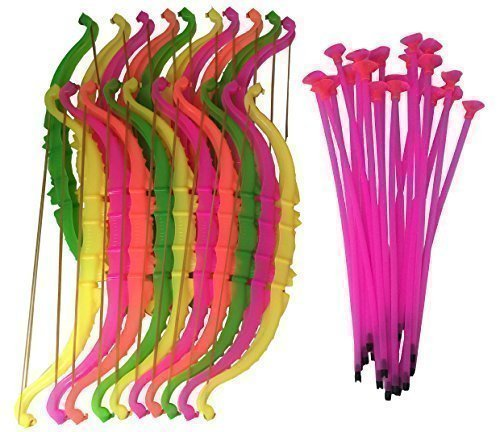 Bow and Arrow Kids Archery Sets. Sporting Goods - Party Favors.