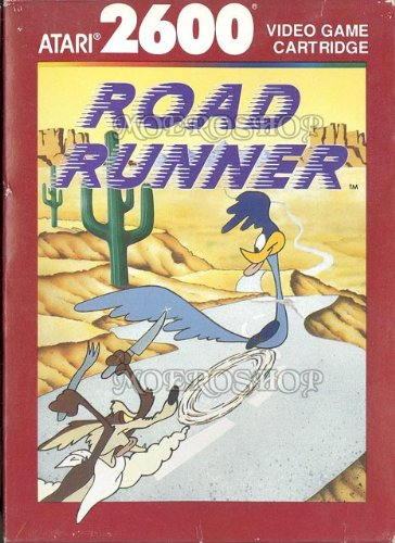 Road runner - Atari 2600 - PAL