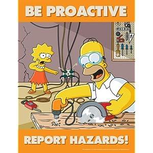 hazard report booklets