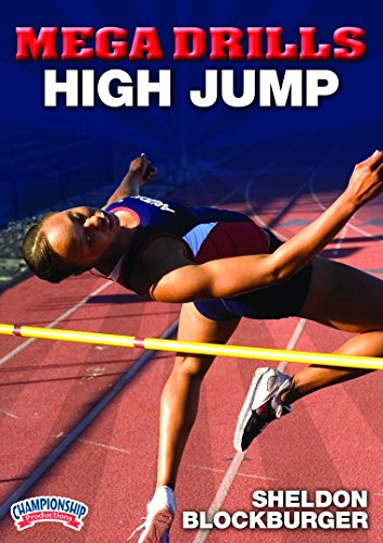 Championship Productions Sheldon Blockburger: Mega Drills High Jump DVD (Mega Drill compare prices)