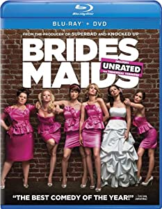 Bridesmaids (Blu-ray + DVD)