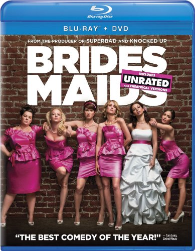 Blu-ray : Bridesmaids (With DVD, Special Edition, Digital Video Services, Digital Theater System, Widescreen)