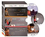 Pregnancy Health Yoga, Post Natal Yoga and Yoga for You and your Baby (Bump, Birth and Beyond) with Tara Lee [3dvd box]