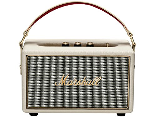 Click to buy Marshall Kilburn Cream - Portable Bluetooth Speaker - From only $279.95