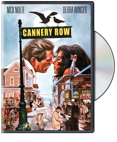 Cover art for  Cannery Row
