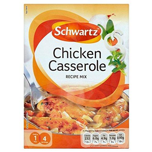 Schwartz Chicken Casserole Recipe Mix (36G)