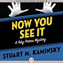 Now You See It Audiobook by Stuart M. Kaminsky Narrated by Jim Meskimen