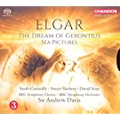 Elgar: The Dream Of Gerontius [Sir Andrew Davis, Sarah Connolly, Stuart Skelton] [Chandos: CHSA 5140(2)]