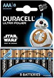 Duracell MX2400 Ultra Power AAA Size Batteries--Pack of 8
