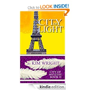 City of Light (City of Mystery)
