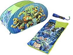 Nickelodeon Teenage Mutant Ninja Turtles Adventure Set 3 Piece