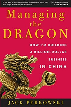 "Cover of ""Managing the Dragon: How I'm Bu..."