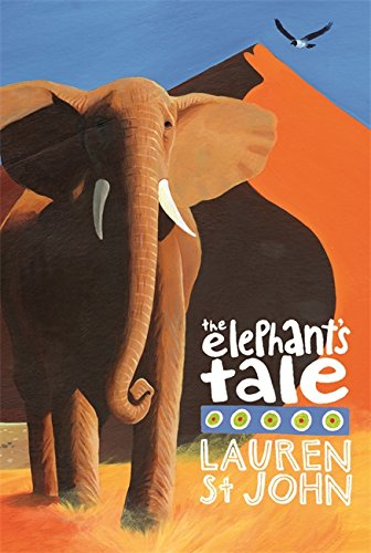 The Elephant's Tale (White Giraffe)