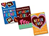 Helena Pielichaty Helena Pielichaty Collection- 3 Books RRP £17.97 (Accidental Friends; Saturday Girl; Never Ever)