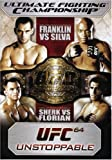 UFC 64: Unstoppable: Anderson Silva Vs. Rich Franklin