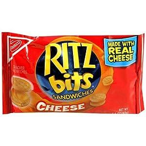 ritz bits cheese
