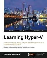 Learning Hyper-V Front Cover