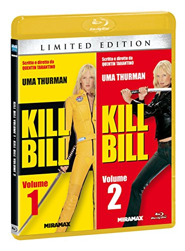 Kill Bill Volume 1 / Kill Bill Volume 2 (Ltd) (2 Blu-Ray)