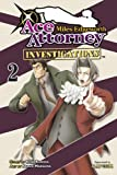 Kenji Kuroda Miles Edgeworth: Ace Attorney Investigations, Volume 2