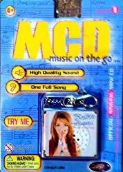 MCD Music on the Go-Britney Spears Born to Make You Happy from Yaboom
