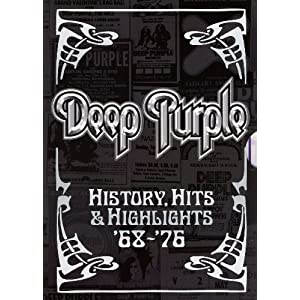 Deep Purple - History, Hits And Highlights 1968-1976 [DVD] [2009] [NTSC]