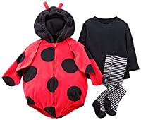 Carter's Baby Girls' Costume (Baby) - Ladybug from Carters