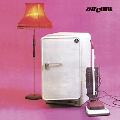 Three Imaginary Boys (Deluxe) (2CD) by The Cure