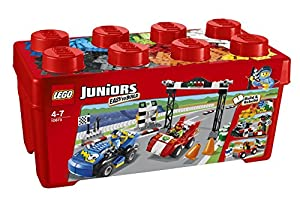 Lego 10673 - Juniors große Steinebox Ralley