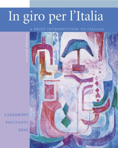 In giro per l'Italia Student Edition with Online Learning...