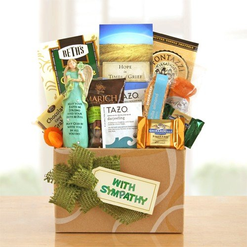God Is With You Bereavement Gift Basket