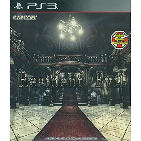 RESIDENT EVIL HD REMASTER BIOHAZARD (English, Japanese, French, German, Italian, Spanish) PLAYSTATION 3