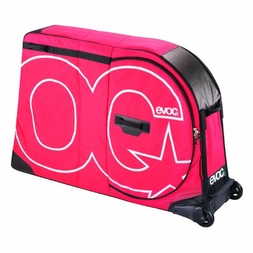 Evoc bike case Bike Travel Bag-280L red outline