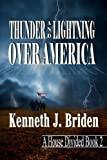 img - for Thunder and Lightning Over America (A House Divided) book / textbook / text book