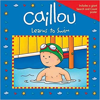 Caillou Learns to Swim (Playtime)