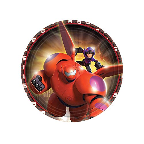 Disney Big Hero 6 - Dessert Plates (8)